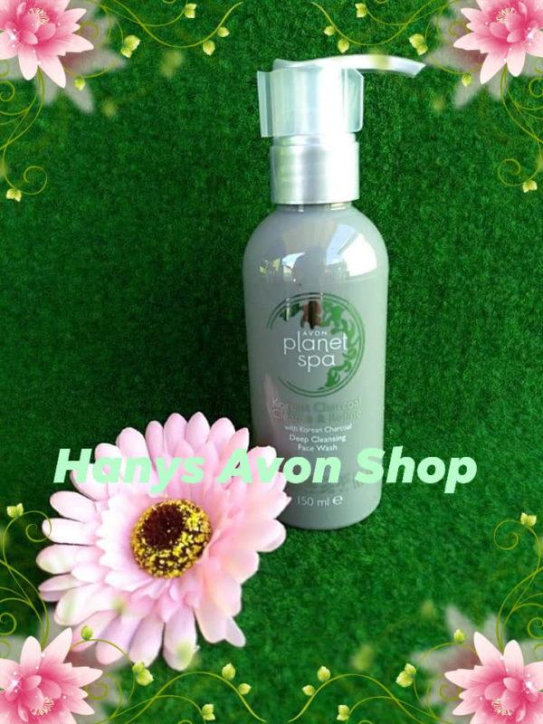 KOREAN CHARCOAL CLEANSE & REFINE